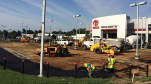 Turner Asphalt Services Soil Stabilization